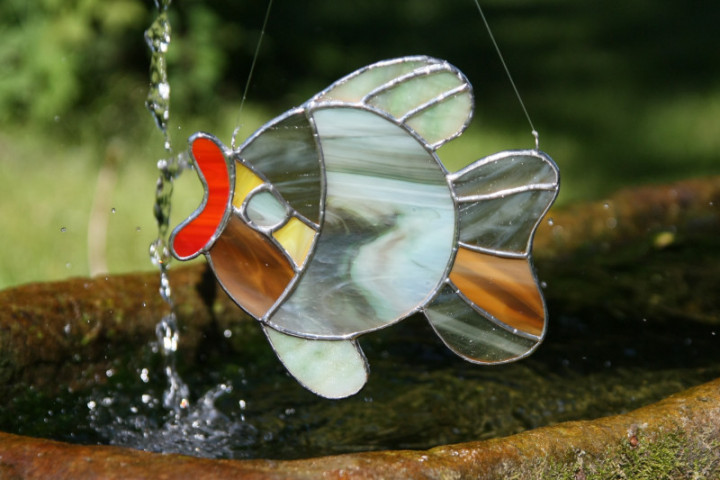 Kapr Vašek - Tiffany šperky