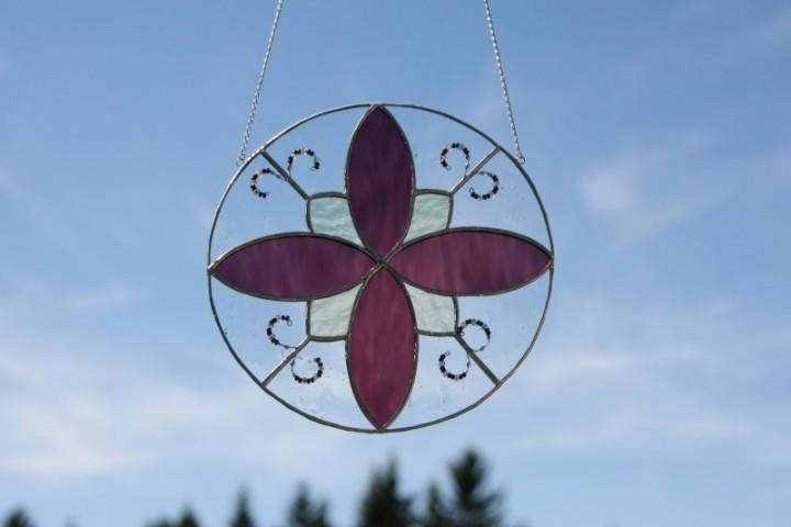 Mandala - Tiffany šperky
