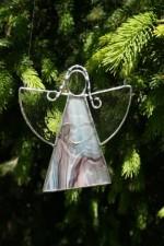 Andílek s velkým srdcem - Tiffany šperky