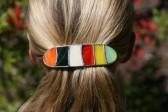 Spona barevná extra velká - Tiffany šperky