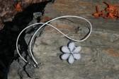 Kytička sněhová - Tiffany šperky