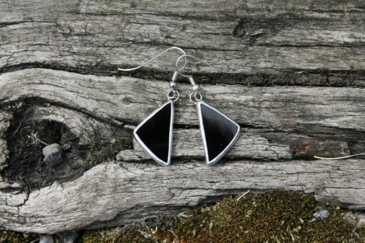 Náušnice z pekla - Tiffany šperky