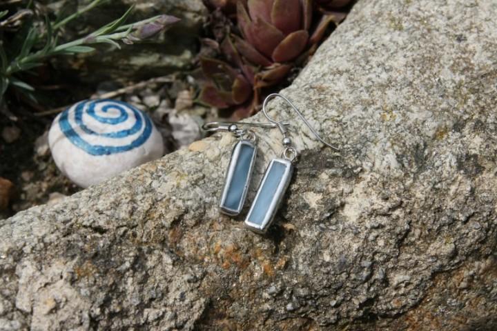 Náušnice z nebe malé - Tiffany šperky