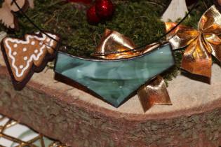 Náhrdelník velký vánoční - Tiffany šperky