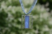Noblesa sama modrá - Tiffany šperky