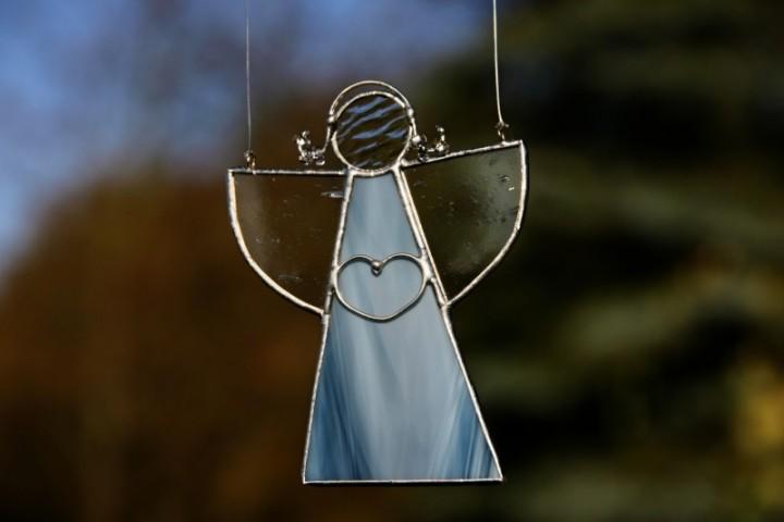 Andělka z moře - Tiffany šperky