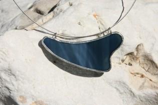 Náhrdelník z moře - Tiffany šperky