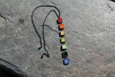 Šperk pro dobrou náladu barevný - Tiffany šperky