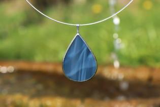 Šperk - kapka z moře - Tiffany šperky