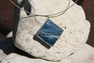 Šperk z moře zdobený - Tiffany šperky