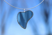 Srdíčko z moře - Tiffany šperky