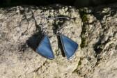 Náušnice z mořských vln - Tiffany šperky