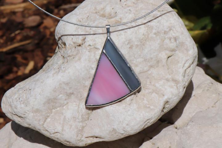 Dvojbarevné potěšení - Tiffany šperky