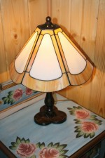 Tiffany lampa - Tiffany šperky