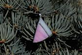 Bílo - růžový šperk - Tiffany šperky