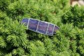 Spona malá fialová - Tiffany šperky