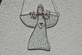 Anděl s velkým srdcem - Tiffany šperky