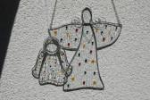 Andělíček puntíkový - Tiffany šperky