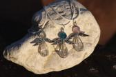 Andílek čirý - Tiffany šperky