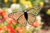 Motýlek pro radost na zavěšení - Tiffany šperky