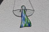 Barevný anděl - Tiffany šperky