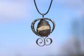 Šperk s kamínkem - Tiffany šperky