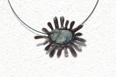 Sluníčko z kamínku - Tiffany šperky