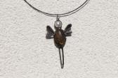 Andílek z kamínku - Tiffany šperky