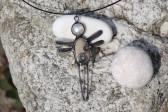 Andílek se spirálkou - Tiffany šperky
