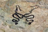 Náušnice hadi - Tiffany šperky