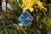 Šperk z moře s korálky - Tiffany šperky